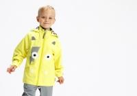 Демисезонная куртка Крокид для мальчика цвет лимонный