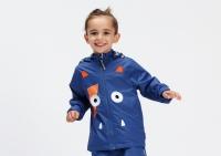 Демисезонная куртка Крокид для мальчика цвет темно-синий